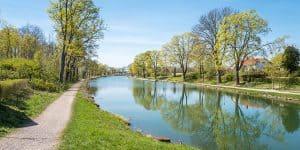 Vänersborg - Göta kanal
