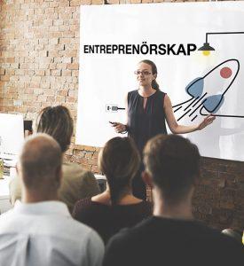 Entreprenörskap i Göteborg